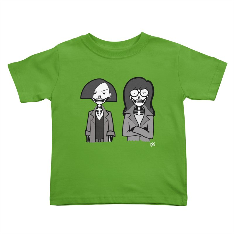 Sick Sad World Kids Toddler T-Shirt by ZOMBIETEETH