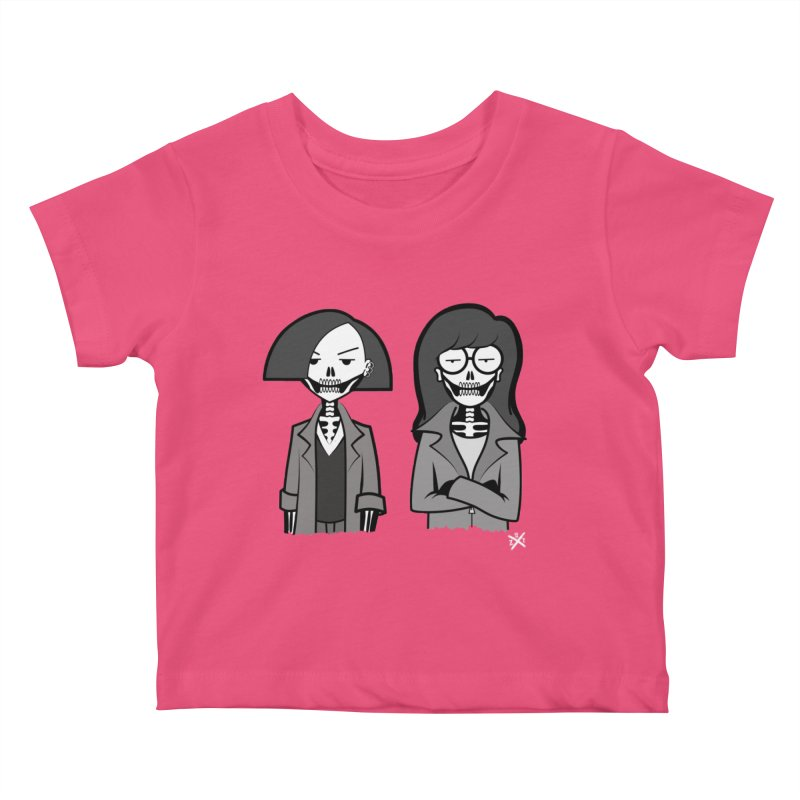 Sick Sad World Kids Baby T-Shirt by ZOMBIETEETH