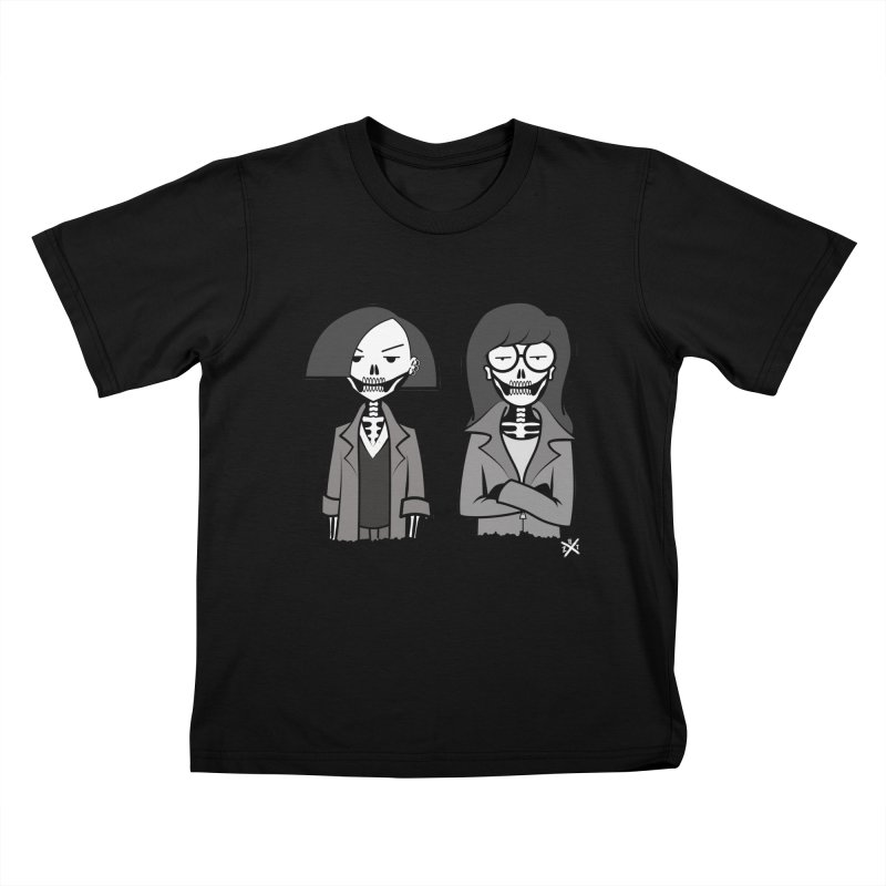 Sick Sad World Kids T-Shirt by ZOMBIETEETH