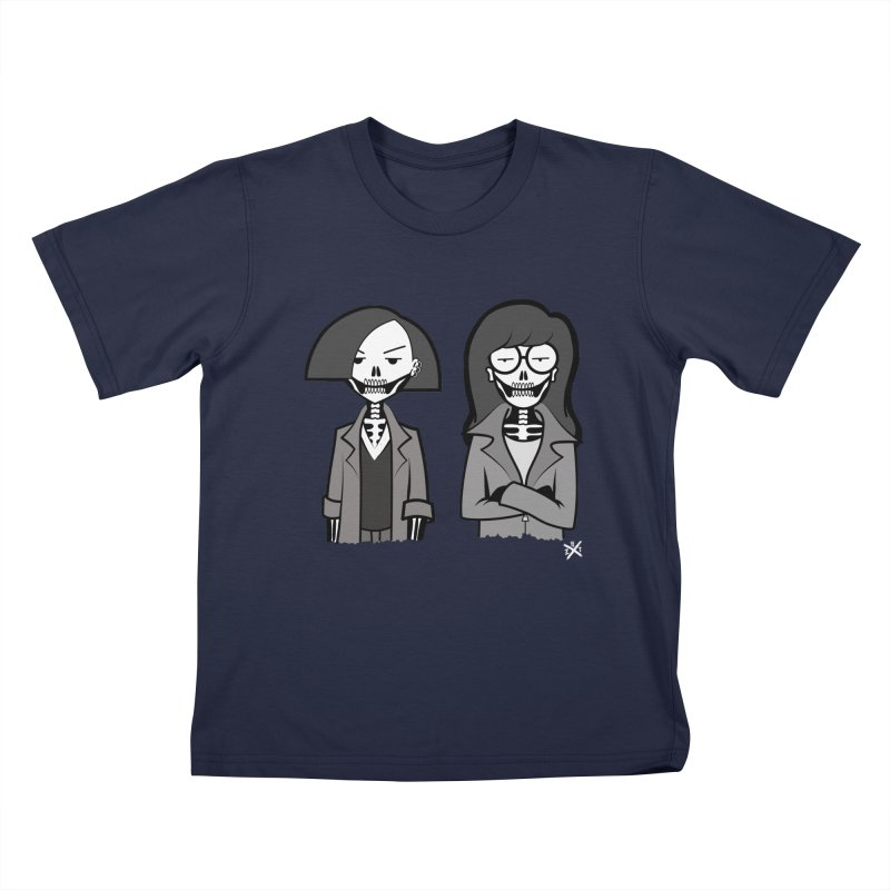 Sick Sad World Kids T-Shirt by ZOMBIETEETH