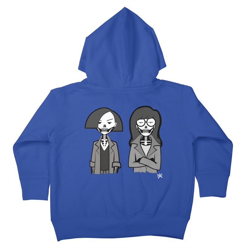 Sick Sad World Kids Toddler Zip-Up Hoody by ZOMBIETEETH