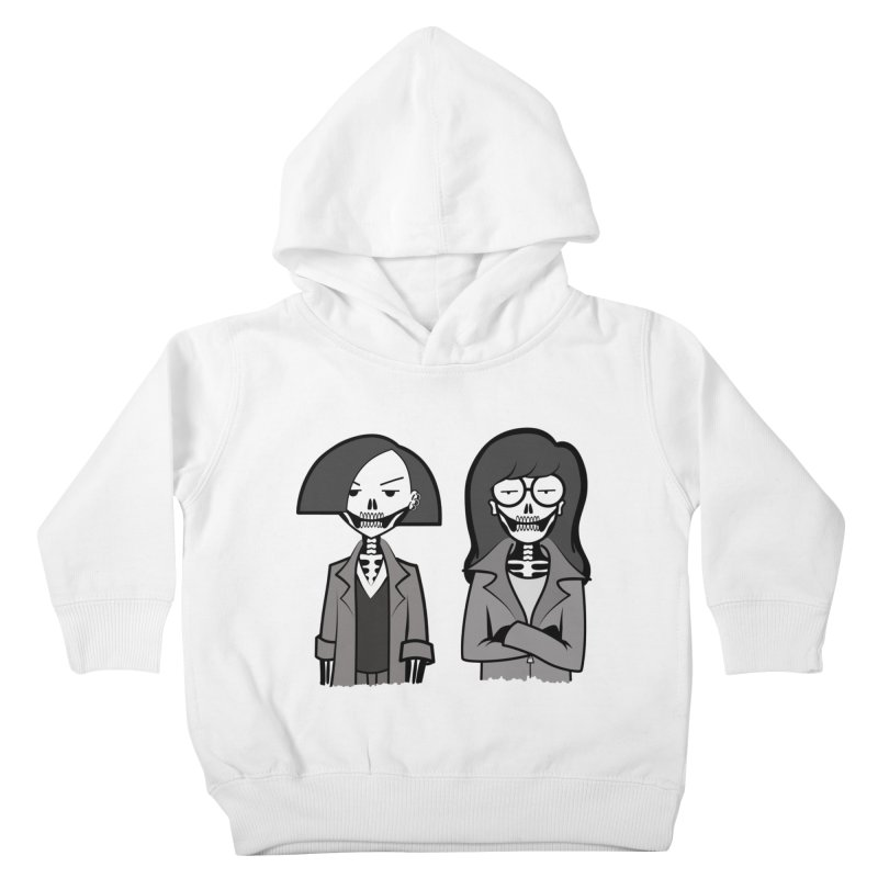 Sick Sad World Kids Toddler Pullover Hoody by ZOMBIETEETH