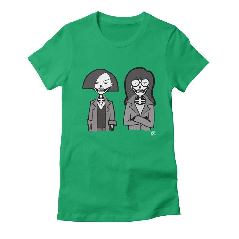 Sick Sad World Women's T-Shirt by ZOMBIETEETH