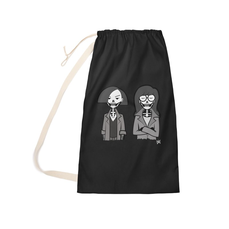 Sick Sad World Accessories Laundry Bag Bag by ZOMBIETEETH