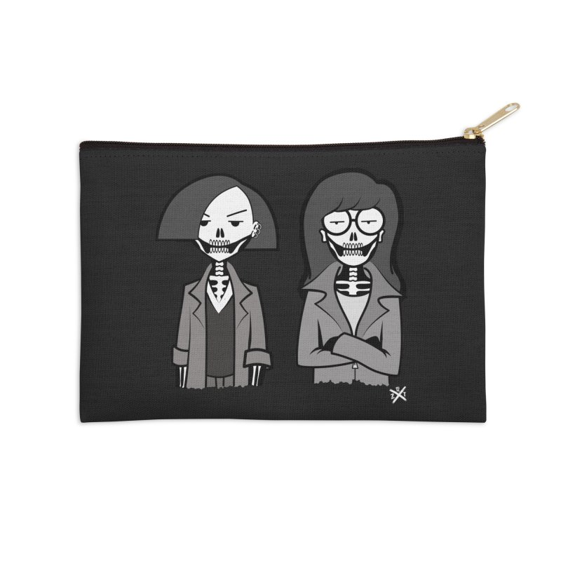 Sick Sad World Accessories Zip Pouch by ZOMBIETEETH