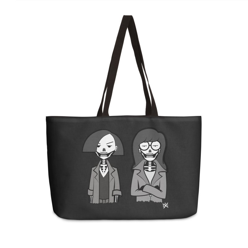 Sick Sad World Accessories Weekender Bag Bag by ZOMBIETEETH