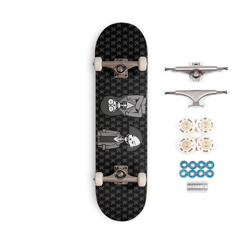 Sick Sad World Accessories Complete - Premium Skateboard by ZOMBIETEETH