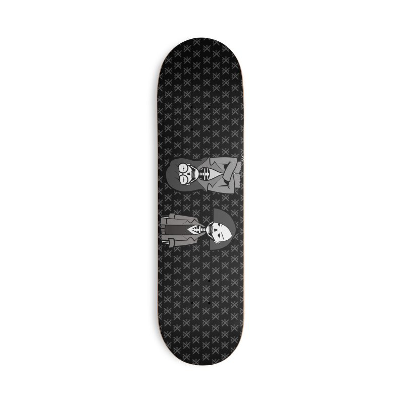 Sick Sad World Accessories Deck Only Skateboard by ZOMBIETEETH
