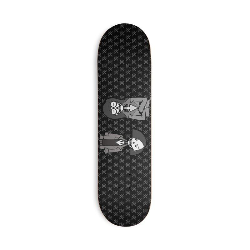 Sick Sad World Accessories Skateboard by ZOMBIETEETH