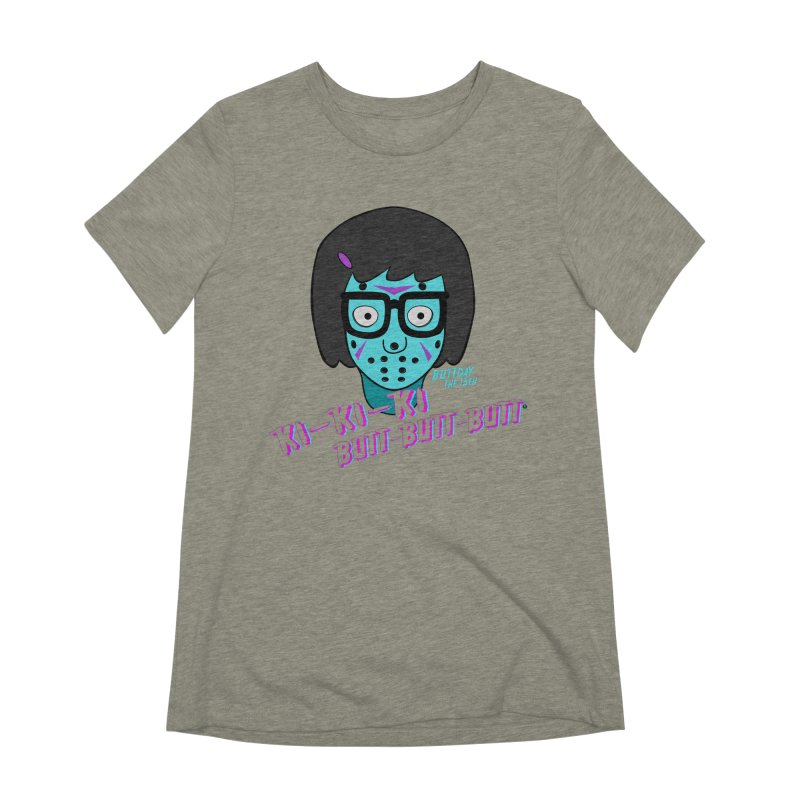 Buttday the 13th Women's Extra Soft T-Shirt by ZOMBIETEETH