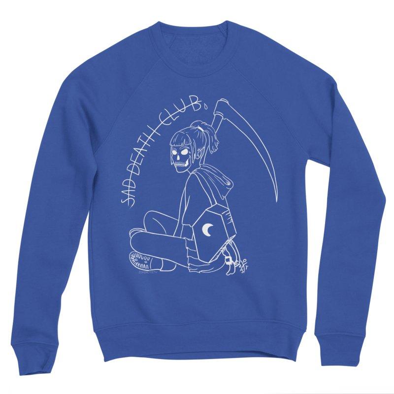 Sad death club Men's Sweatshirt by ZOMBIETEETH