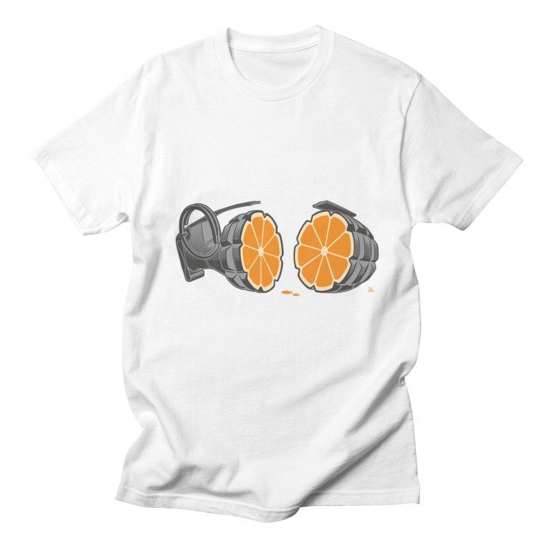 Make Juice Not War Men's Regular T-Shirt by zomboy's Artist Shop