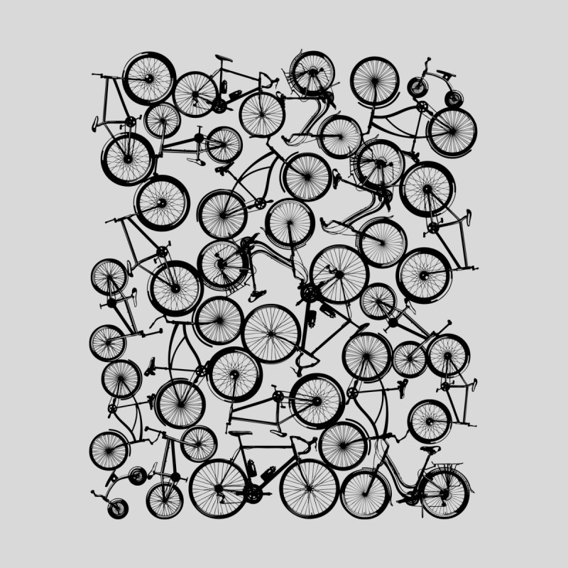 Pile of Bicycles by zomboy's Artist Shop
