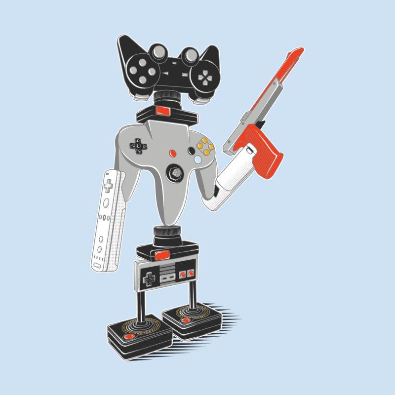 Control Bot 4000 by zomboy's Artist Shop
