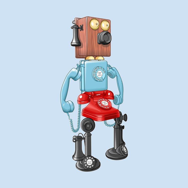 Smartphone Bot 8000 by zomboy's Artist Shop