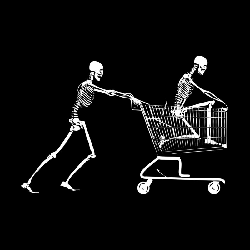 Retail Therapy by zomboy's Artist Shop