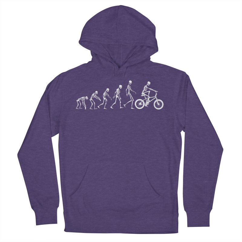 Evolution BMX Women's Pullover Hoody by zomboy's Artist Shop
