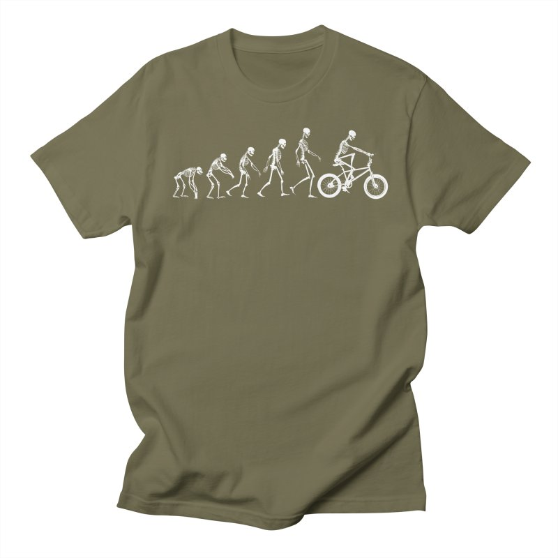 Evolution BMX Men's Regular T-Shirt by zomboy's Artist Shop