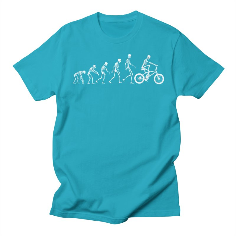 Evolution BMX Men's T-shirt by zomboy's Artist Shop