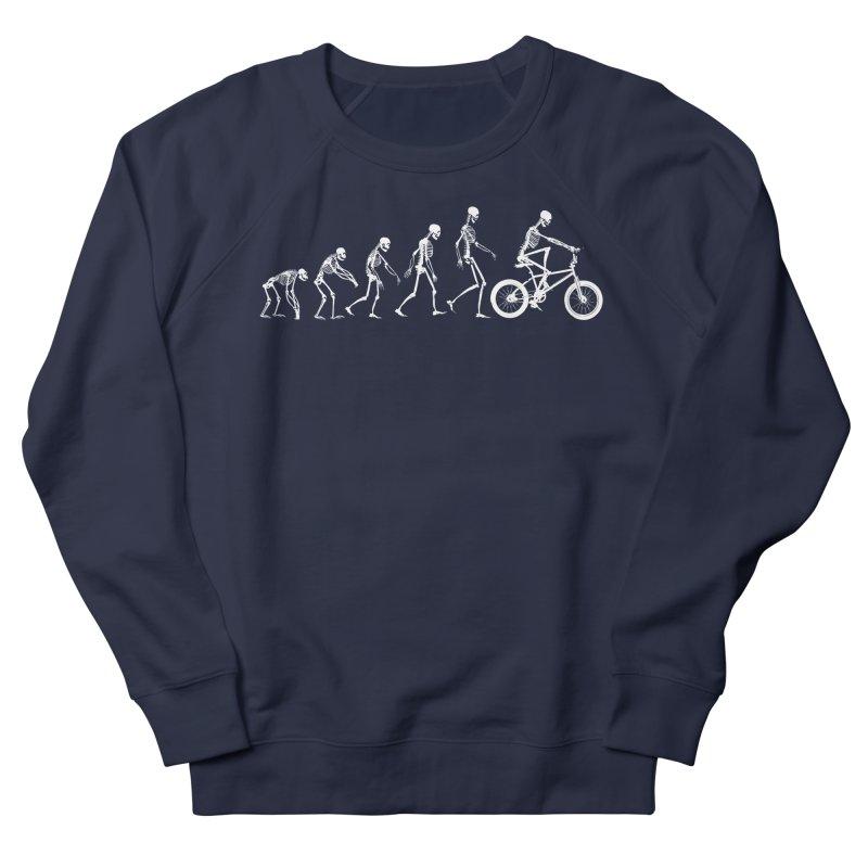 Evolution BMX Men's Sweatshirt by zomboy's Artist Shop