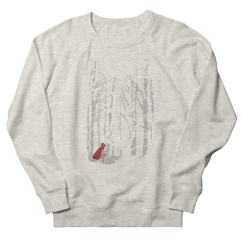 Little Red Women's Sweatshirt by zomboy's Artist Shop