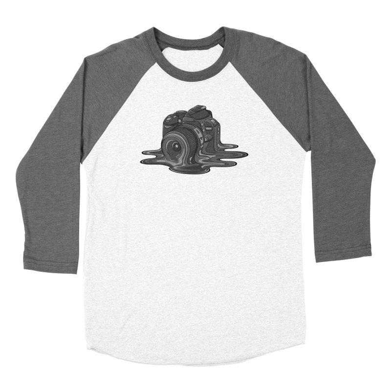 Camera Melt Women's Longsleeve T-Shirt by zomboy's Artist Shop