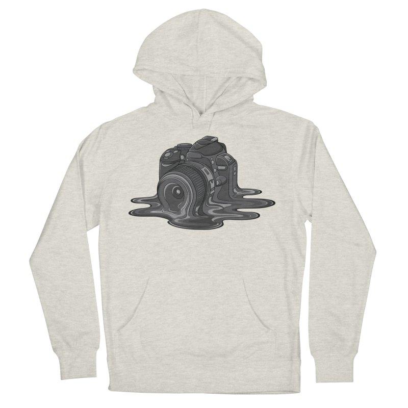 Camera Melt Women's Pullover Hoody by zomboy's Artist Shop