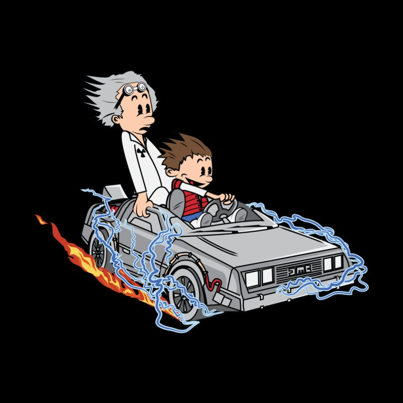 Great Scott! by zomboy's Artist Shop
