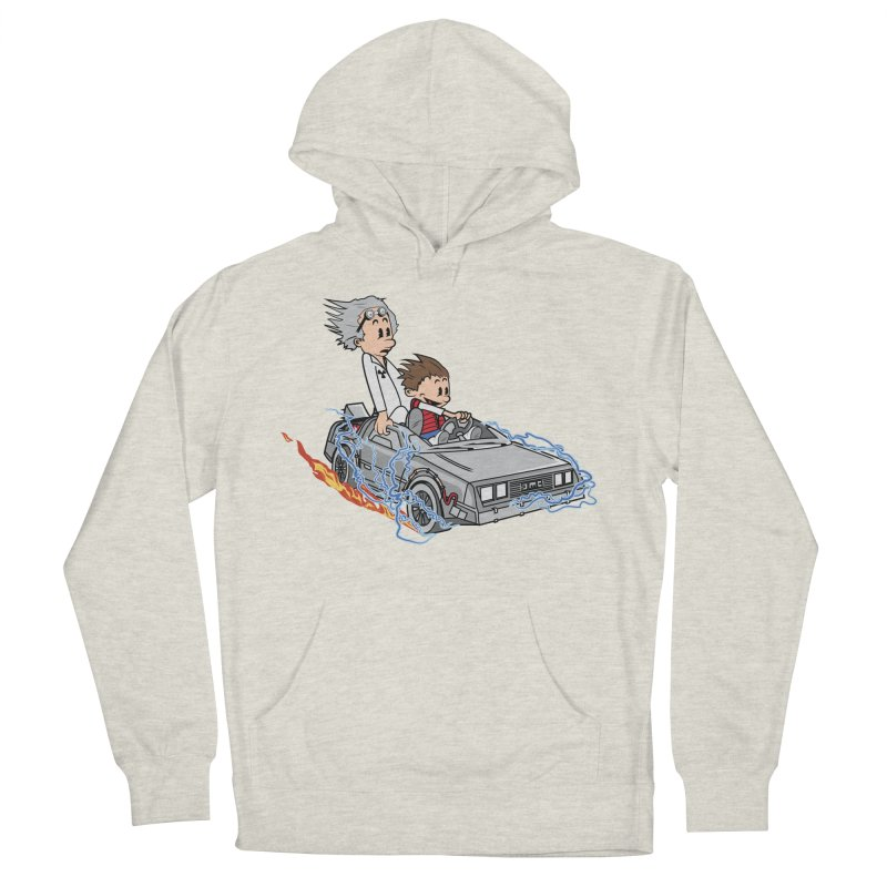 Great Scott! Men's French Terry Pullover Hoody by zomboy's Artist Shop