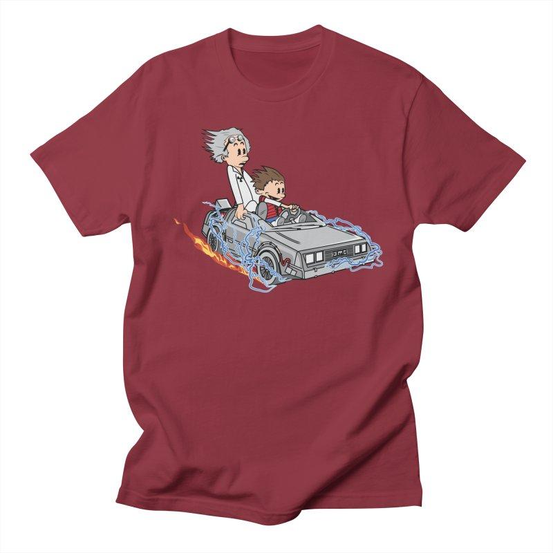 Great Scott! Men's Regular T-Shirt by zomboy's Artist Shop