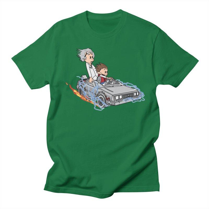 Great Scott! Men's T-Shirt by zomboy's Artist Shop