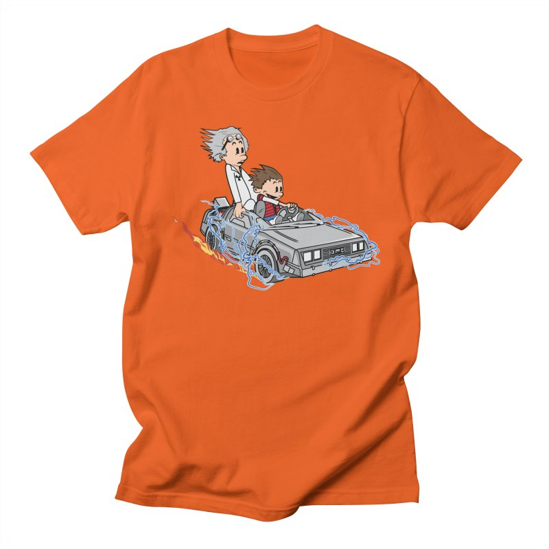 Great Scott! Men's Regular T-Shirt by zomboy's Artist Shop