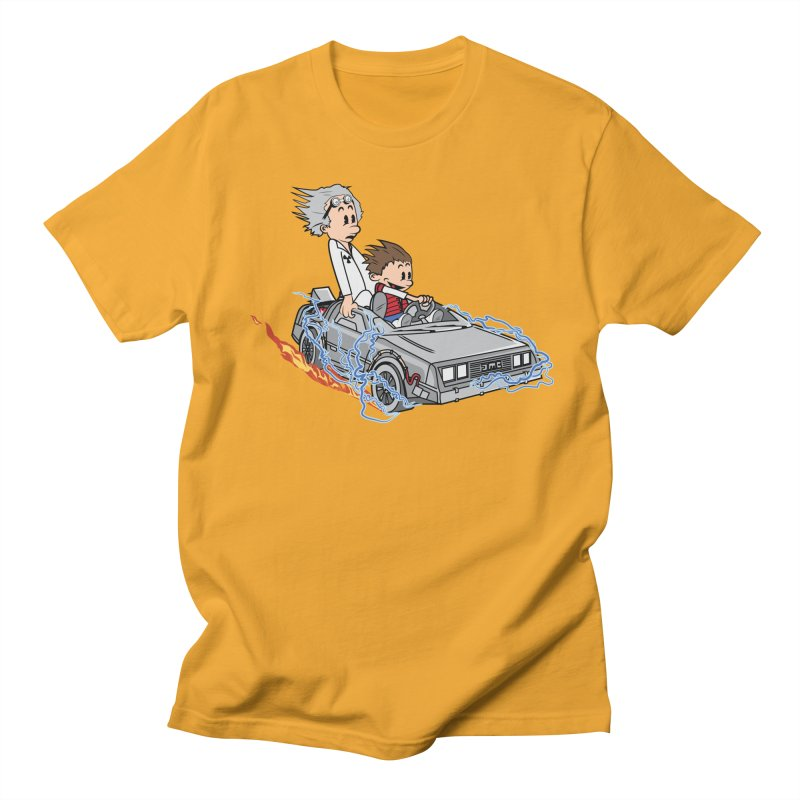 Great Scott! Men's T-shirt by zomboy's Artist Shop