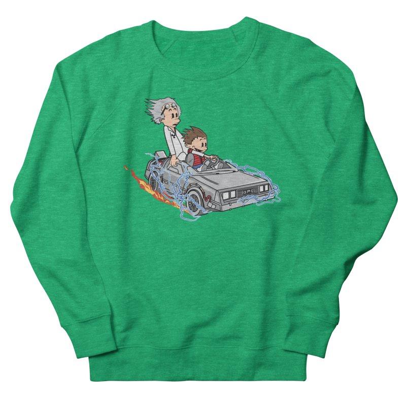 Great Scott! Women's French Terry Sweatshirt by zomboy's Artist Shop