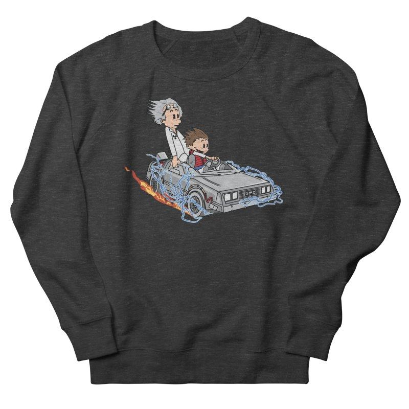 Great Scott! Men's French Terry Sweatshirt by zomboy's Artist Shop