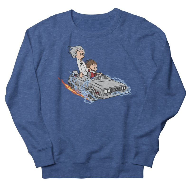 Great Scott! Men's French Terry Sweatshirt by zomboy's Artist Shop