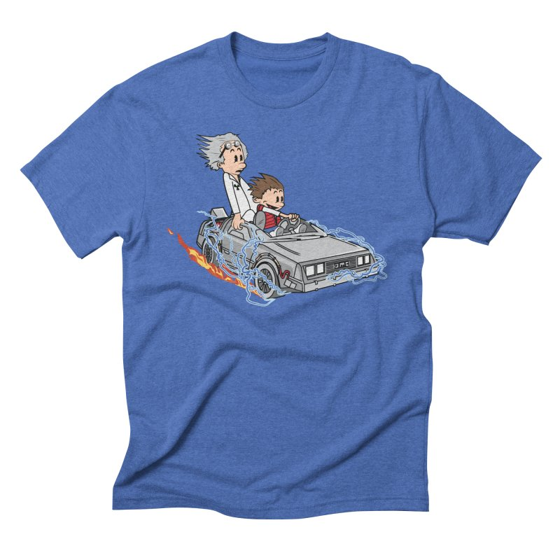 Great Scott! Men's Triblend T-shirt by zomboy's Artist Shop
