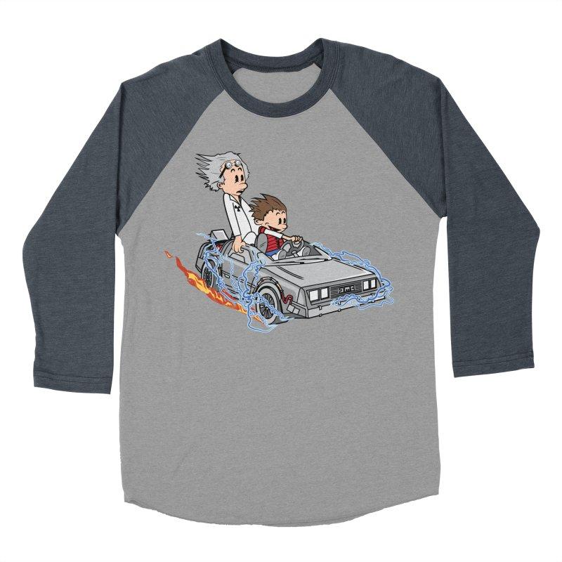Great Scott! Women's Baseball Triblend T-Shirt by zomboy's Artist Shop