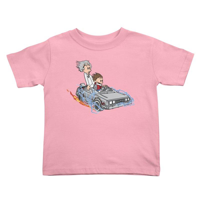 Great Scott! Kids Toddler T-Shirt by zomboy's Artist Shop