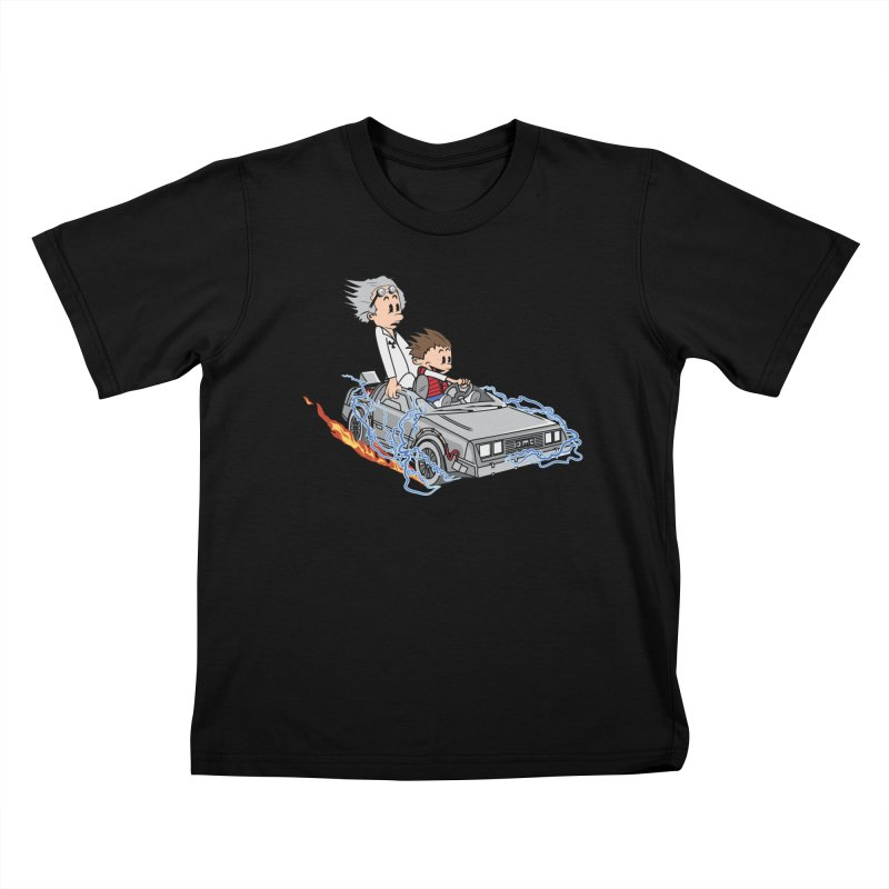 Great Scott! Kids T-Shirt by zomboy's Artist Shop