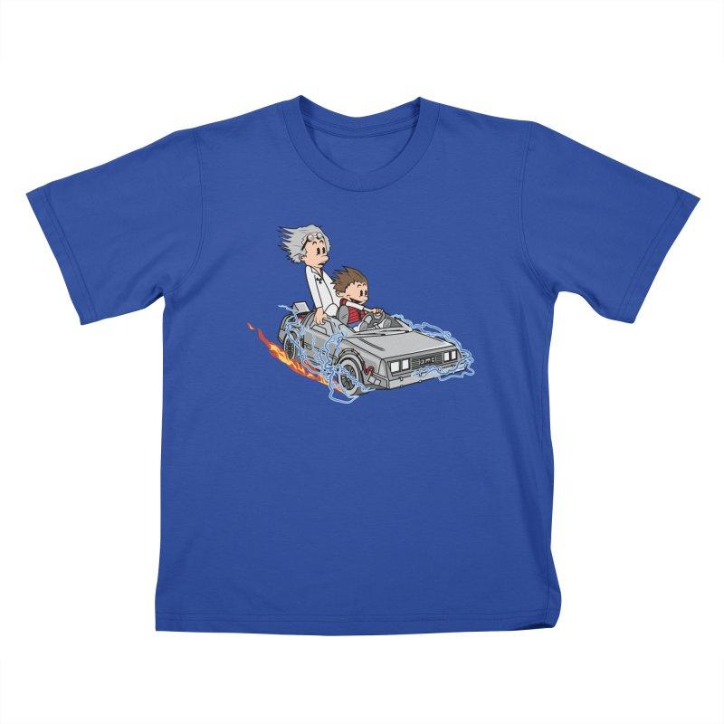 Great Scott! Kids T-Shirt by zomboy's Artist Shop