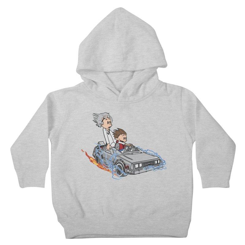 Great Scott! Kids Toddler Pullover Hoody by zomboy's Artist Shop