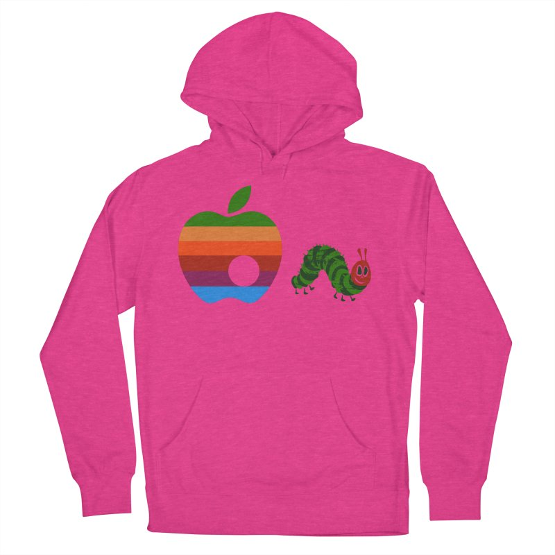 Very Hungry Women's French Terry Pullover Hoody by zomboy's Artist Shop