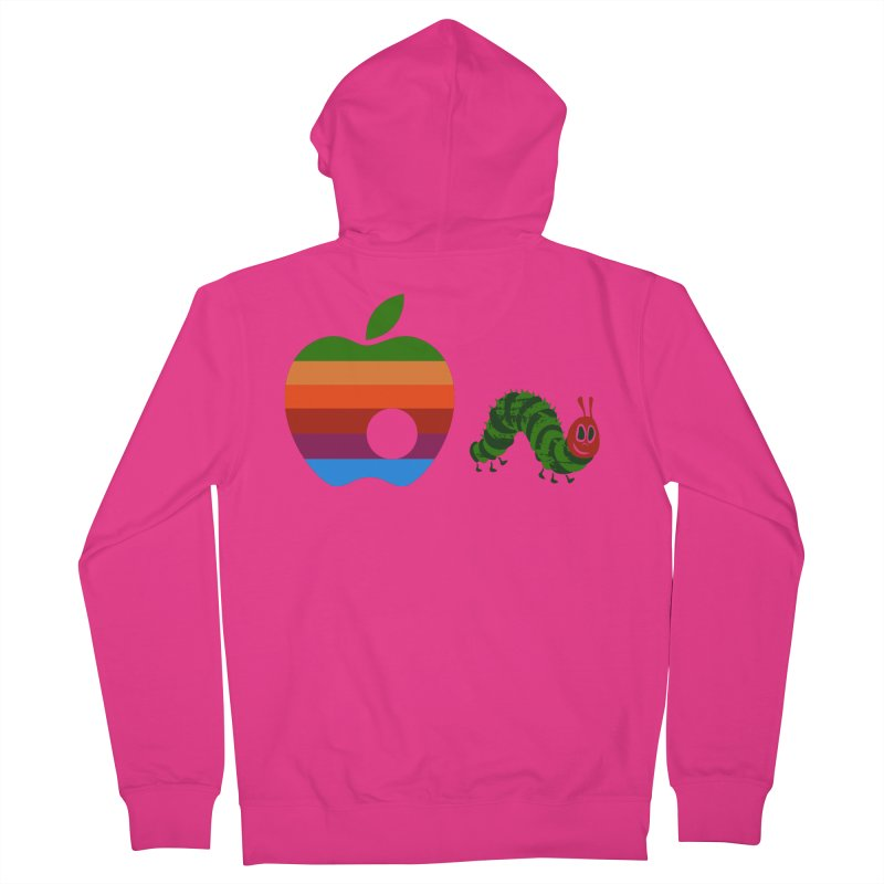 Very Hungry Men's Zip-Up Hoody by zomboy's Artist Shop