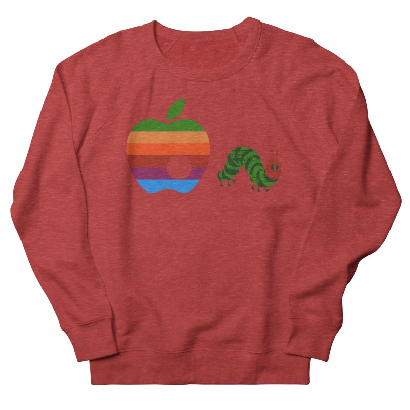 Very Hungry Men's French Terry Sweatshirt by zomboy's Artist Shop