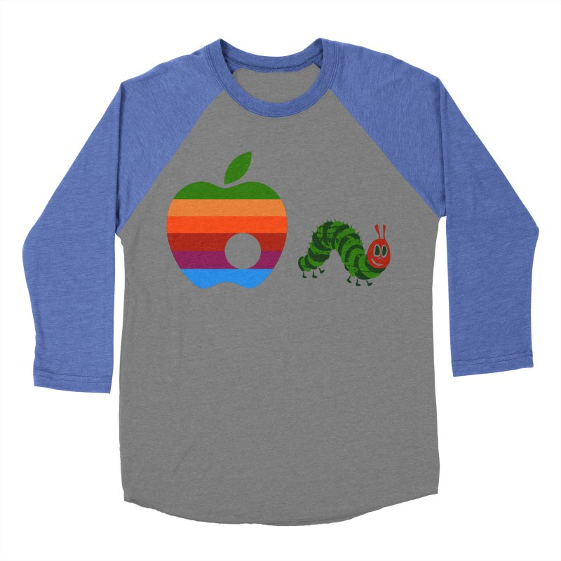 Very Hungry Women's Baseball Triblend Longsleeve T-Shirt by zomboy's Artist Shop