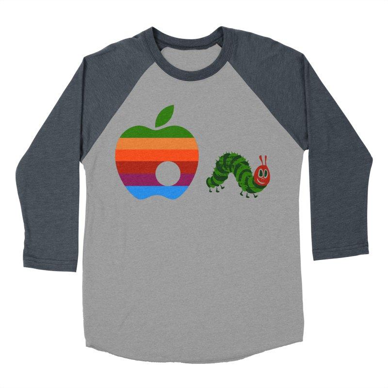 Very Hungry Women's Baseball Triblend T-Shirt by zomboy's Artist Shop