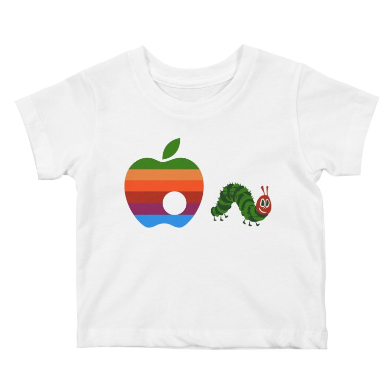 Very Hungry Kids Baby T-Shirt by zomboy's Artist Shop