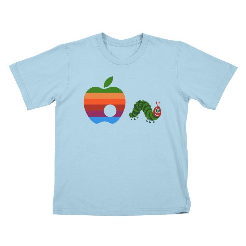 Very Hungry Kids T-shirt by zomboy's Artist Shop