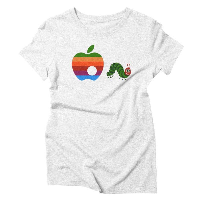 Very Hungry Women's Triblend T-shirt by zomboy's Artist Shop